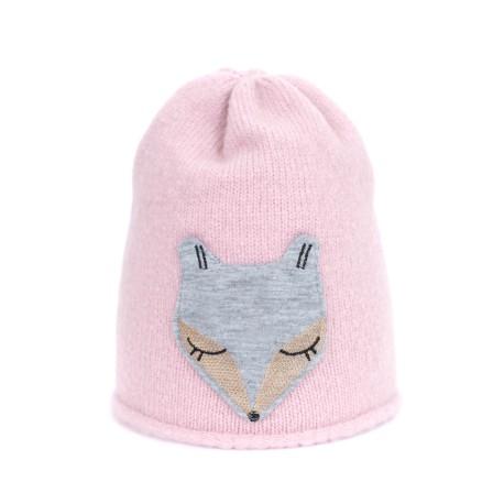 Polska czapka Zimowy zwierzyniec
