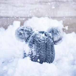 Polska czapka Little bear
