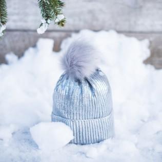 Czapka Glamorous winter