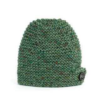Urocza czapka z guziczkiem