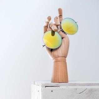 Okulary przeciwsłoneczne Dziedzictwo Lennona