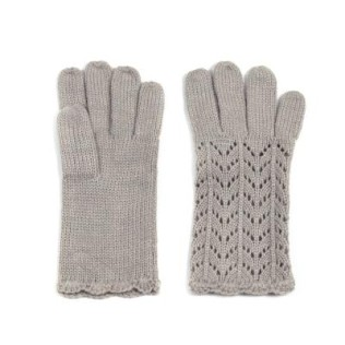 Ażurkowe rękawiczki damskie