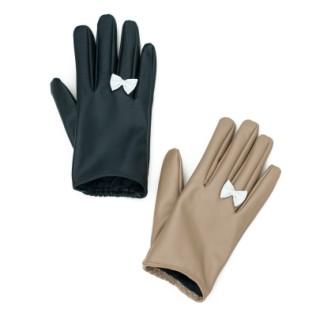 Rękawiczki krótkie Kokardeczka