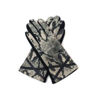 Rękawiczki Skóra węża