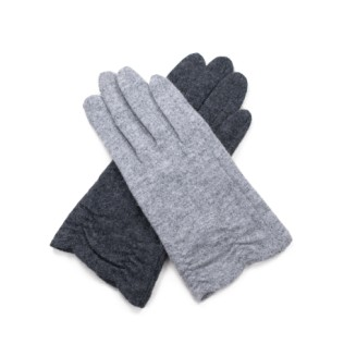 Rękawiczki Drapowane
