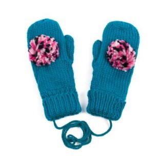 Rękawiczki Fikuśny pompon
