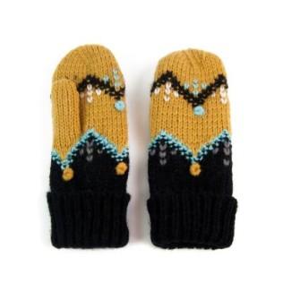 Jednopalczaste rękawiczki i wzorki