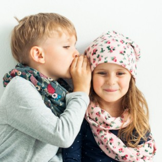 Szalik-komin dziecięcy Kiddo
