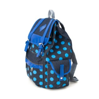 Plecak I am blue