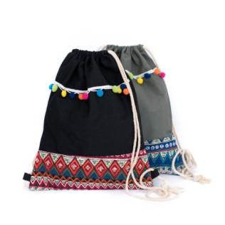 Plecak-worek Podróż życia