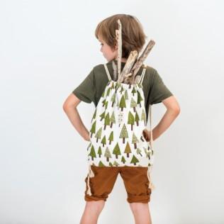 Plecak-worek Letnia przygoda