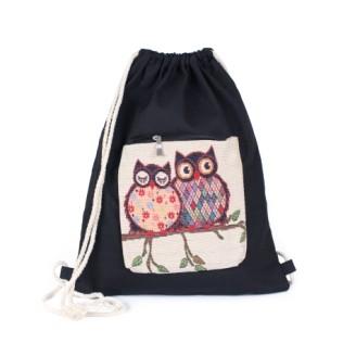 Plecak Miłosne sowy