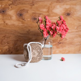 Torebka Flower basic [HANDMADE]