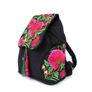 Plecak Orientalny kwiat