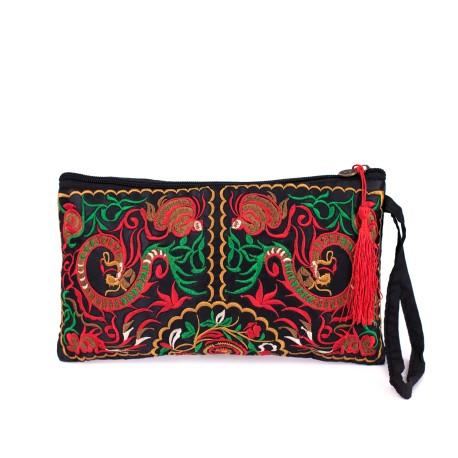 Torebka Oriental pattern