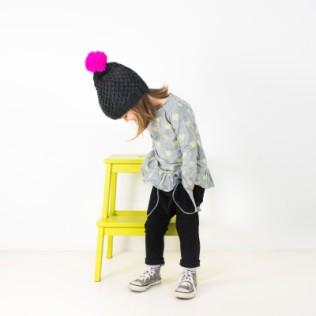 Czapka dziecięca Neon