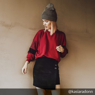 Czapka Street fashion
