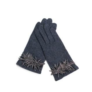 Rękawiczki Srebrne sople