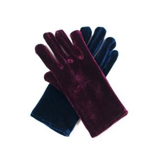 Rękawiczki Modny welur